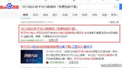 标题细节操作,通用词与品牌词影响的网站SEO伪降权!